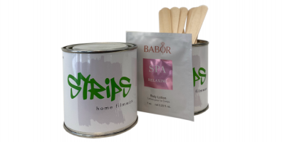 Strips SelfCare Home wax